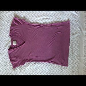 Zara pink tee shirt